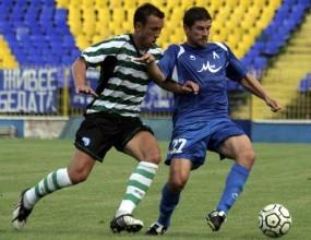 Бардон: Важното е да вкараме гол на Баку като гост