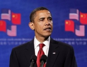Барак Обама прие Сеп Блатер в Белия дом