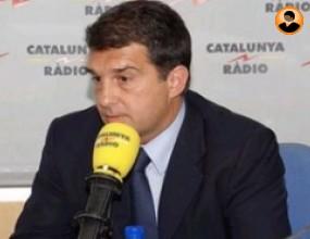 Лапорта: Не сме като Реал, Ние се държим отговорно