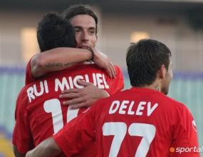 Тимонов излиза титуляр за ЦСКА срещу Дери Сити в Европа