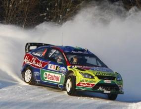 Форд остават във WRC поне до 2011 г.