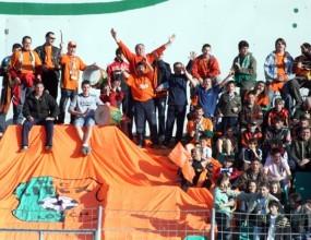 1000 човека подкрепят Литекс срещу Левски