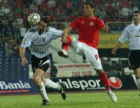 ЦСКА се завърна с победа в Европа - турски рефер нашари армейците