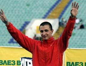 Живко Петков: Следващата ми цел е 17.00 метра