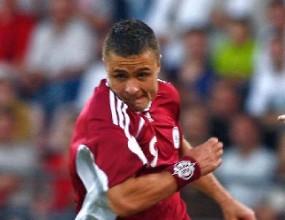 Звездата на Латвия Верпаковскис е вкарвал гол на Реал
