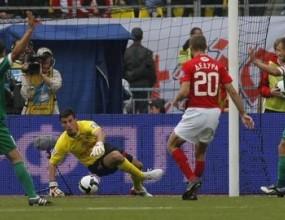 Рубин крачи към нова титла след 3:0 в дербито