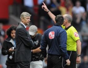 Венгер: Манчестър Юнайтед игра антифутбол срещу нас