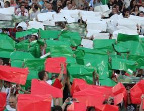 Стоилов към феновете: Подкрепете България, както подкрепяте Левски и ЦСКА