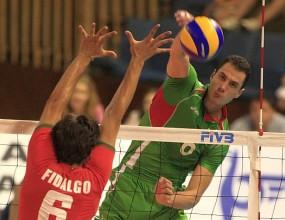 Само по 5 лева струват билетите за мачовете не България на Евроволей 09