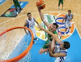 Литва с победа над Русия