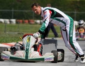 Шумахер поднови тренировките с картинг