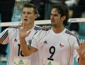 Новият треньор на Чехия изгони сина на бившия за Евроволей 09