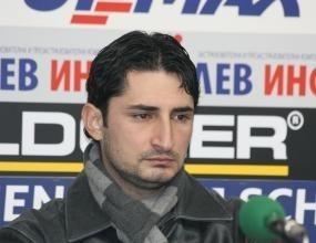 "Марчо Дафчев дебютира за Локо (Сф) на ""Герена"""