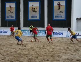 Борислав Михайлов ще връчи купата на шампиона по плажен футбол