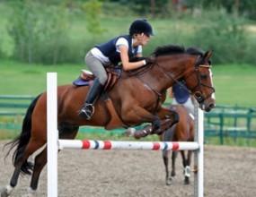 Олимпийска шампионка по конен спорт наказана заради положителна допинг-проба на коня