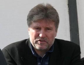 Локомотив замина за Сандански преди контролата с Ираклис