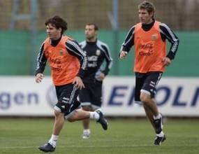 Меси вкара пет гола за Аржентина
