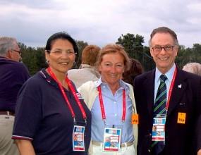 Вицепрезидентът на МОК - Анита Де Франц: Ванкувър и Лондон ще се справят