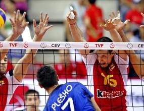 Шампионът Испания започна по шампионски - 3:0 срещу Словения