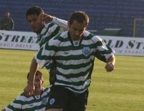 Футболист на Черно море пипна грип