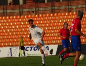 Черноморец победи Сливен с 5:3 при ветераните