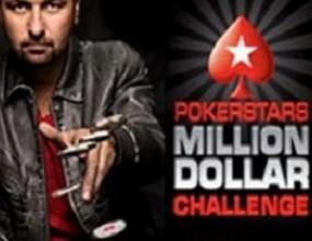 PokerStars Million Dollar Challenge дебют на 11 октомври
