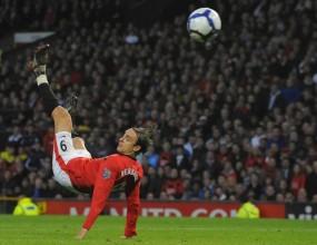 Подкрепи Бербатов за най-красив гол в историята на Ман Юнайтед