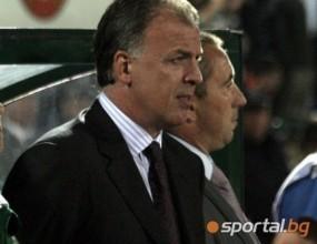 Сираков: Няма напрежение в отбора