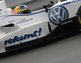 Фолксваген поглежда към Формула 1