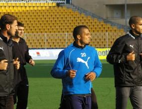 Контузените в Черноморец тренират наравно с колегите си