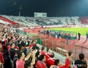 ЦСКА се надява на 25 000 за мача на сезона