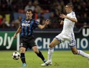Интер вече осем мача и една година без успех в Шампионската лига