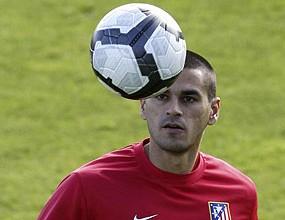 Атлетико оставя на пейката таланта Хурадо