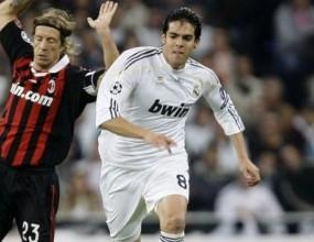 Кака впечатлен от Милан