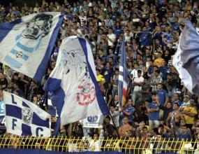 200 фенове от България подкрепят Левски в Залцбург