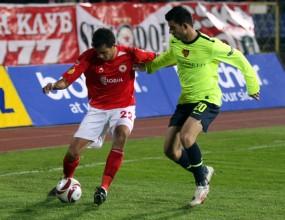 Базел разби ЦСКА, армейците комични в защита