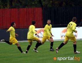 Ботев с двама дебютанти срещу Черноморец