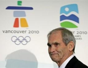 Почина председателят на организационния комитет на Ванкувър'2010