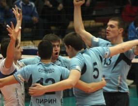Пирин Балканстрой и Левски-Сиконко водят след II кръг на Суперлигата