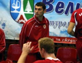 Сашо Попов: Най-важното е ден след ден да променяме играта си