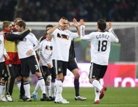 Германия и Аржентина ще играят контрола преди Мондиал 2010