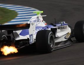 Втори ден тестове за GP2 в Абу Даби