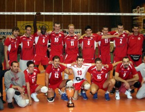 Волейболистите на ЦСКА извадиха джобовете