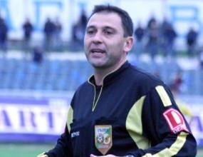 Георги Йорданов ще свири дербито за купата