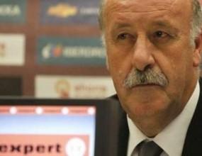 Дел Боске остава начело на Испания и след Мондиал 2010