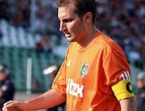 Йеленкович се връща срещу Левски след наказание