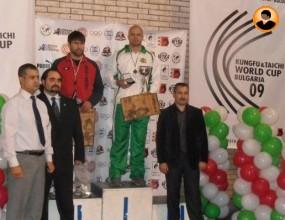 Камен Георгиев взе световната купа по Санда в тежка категория