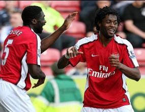 Камерунски национал преподписа с Арсенал