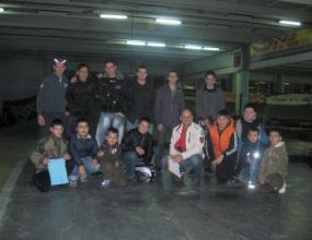 Първи ден от програмата за картинг пилоти STAVAMPILOT