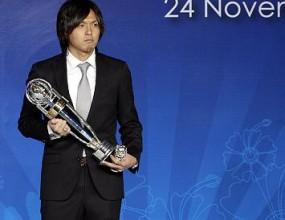 Японец стана футболист номер 1 на годината в Азия